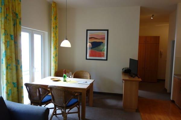 Essbereich Wohnung 4