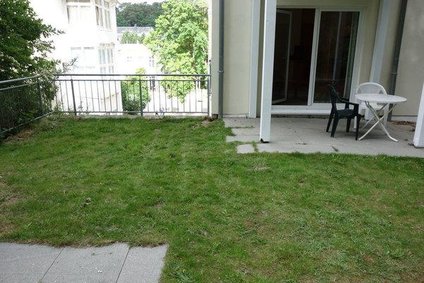 Garten Wohnung 4