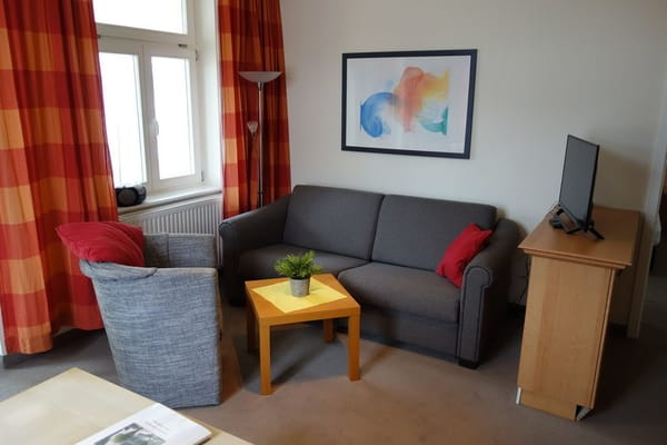 Wohnzimmer Wohnung 9 vergleichbar mit Wohnung 5