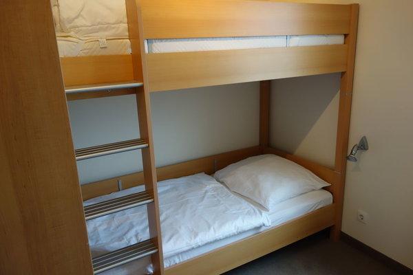 Etagenbett Schlafzimmer 3 Wohnung 13