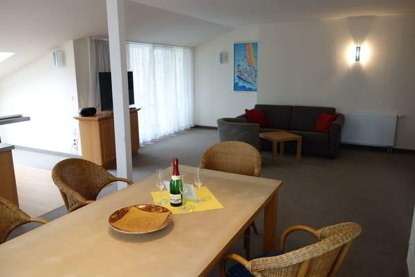 Essbereich Wohnung 13