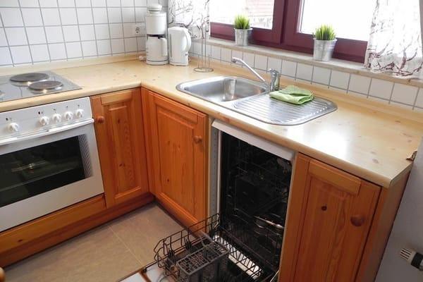 ... Geschirrspülmaschine, Kühlschrank usw.