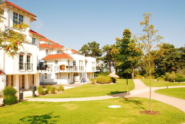 Anlage Haus Meeresblick
