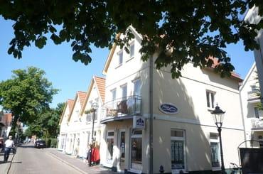 Bild: Kapitänshaus Möwenblick, 50 m zum Alten Strom