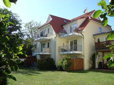 Bild: Villa Seestern im Ostseebad Nienhagen