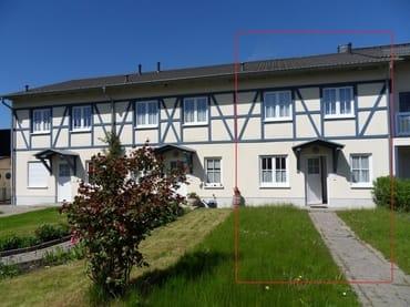 Bild: 4-Zimmer-Ferienhaus mit Ostseeblick