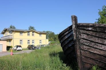 Bild: Strandhaus Göhren