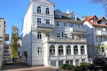 "Bild: Villa ""Seeadler"" mit Meerblick"