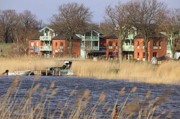 Bild: Ferienpark Seedorf mit Seeblick