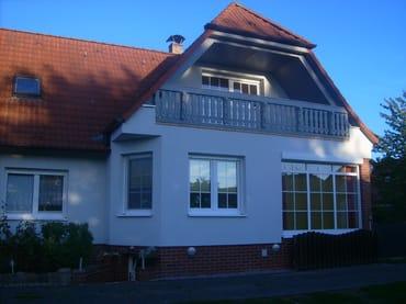 Bild: Willkommen in Polchow auf der Insel Rügen