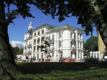 Bild: Meerblick-Fewo's Seeschloß Heringsdorf