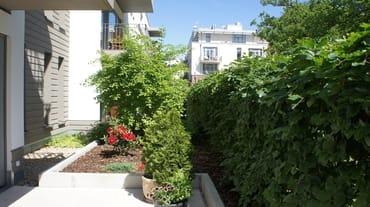 Bild: FW Utspann   Haus Bernstein Residenz im Kurpark