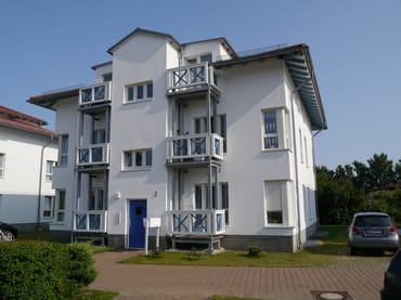Bild: komfortable****Fewo Vineta mit Kamin + 2 Balkone