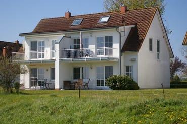 Bild: 2 Ferienwohnungen auf der Halbinsel Zudar Rügen