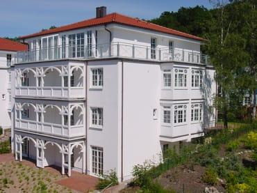 """Bild: Penthouse FeWo """"Villa Bernstein""""4Sterne nach DTV"""