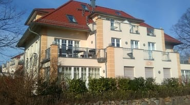 Bild: Villa Rosita Rerik - Sonnendeck -