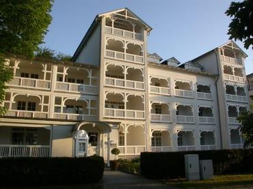 Bild: Aparthotel Ostsee (mit Meerblick)