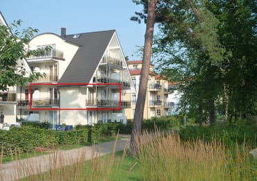Bild: FeWo Rügenküste (ECARF-Allergie-Siegel)