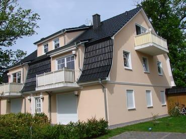 Bild: Gr. gemütliche FeWo  Seebrise1/2 m.Dünenblick WLAN