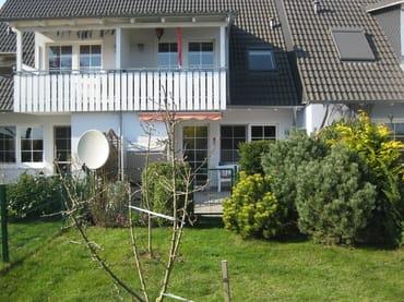 Bild: 3-Raumwohnung mit Balkon + 2-Raumwohnung+ Garten
