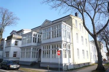 Bild: Haus Louise, Ferienwohnungen am Kurpark, 2-Zimmer-Ferienwohnung (Schwalbennest)