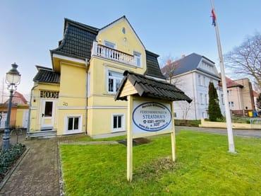Bild: Ferienwohnungen im Strandhaus/PKW-St. gratis