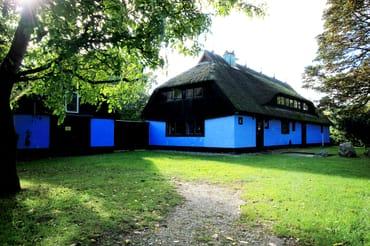 Bild: Blaues Haus by rujana