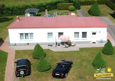 Bild: Ferienwohnungen Familie Friedrich in Korswandt