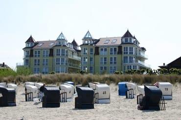 Bild: Dünenresidenz C 10 - direkt am Strand
