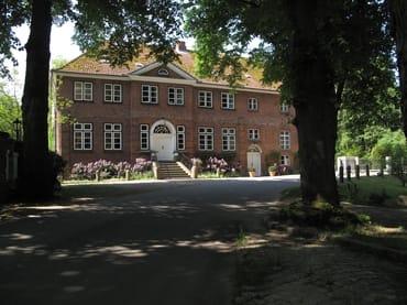 Bild: Landhaus Woltersmühlen bei Scharbeutz