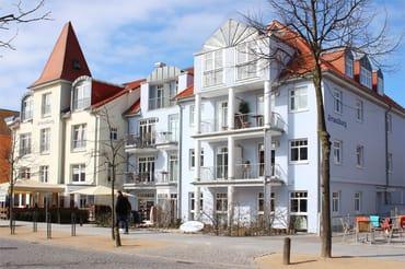 Bild: Villa Strandburg Ferienwohnung Strandmöwe