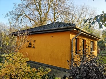 Bild: Ferienhaus beim Imker