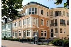 Bild: Villa Louise - an der Strandpromenade m. Meerblick