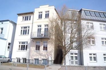 Bild: Nordwind, Seepferdchen, Klabautermann, Heimathafen, 2-Zimmer-Ferienwohnung (Nordwind)