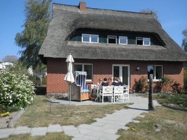Bild: ROHRSPATZ  Ferienwohnung Seebad Zempin