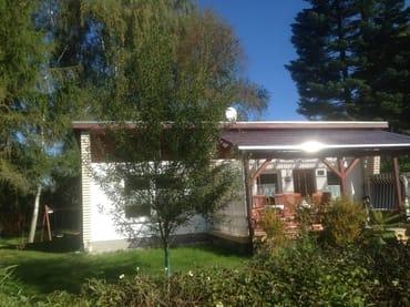 Bild: modernes Ferienhaus mit Sonderkonditionen