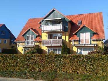 Bild: Haus Meer (großer Südbalkon) inkl. Fahrräder