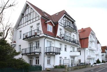 Bild: Strandvilla Warnemünde, 2-Zimmer-Ferienwohnung