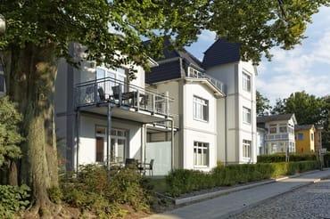 Bild: Villa Marin Wohnung 05 mit Sauna und Schwimmbad