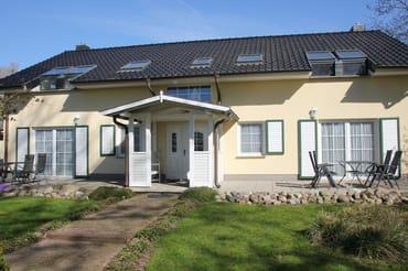Bild: Landhaus am Bodden, WLAN inklus. u. großer Garten