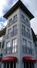 Bild: Turmsuite mit Meerblick & XXL Balkon (Premiumlage)