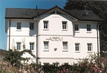 Bild: Apartmenthaus Aurum - 100 m vom Strand