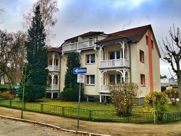 "Bild: Wohnhaus ""Am Kurpark"""