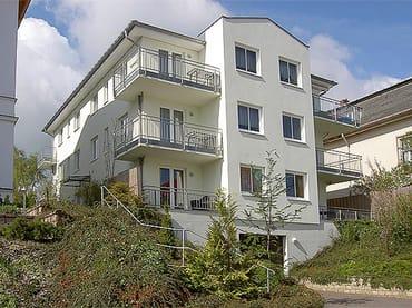 "Bild: Haus ""Ferienidyll"" FeWo mit Ostseeblick"