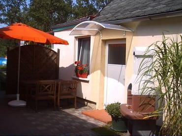 Bild: Kleines Ferienhaus in ruhiger Lage