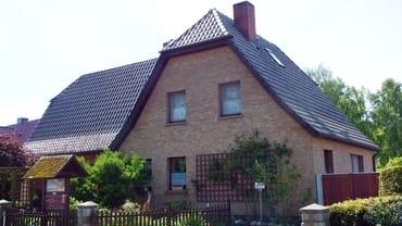 """Bild: Haus """"Abendroete""""1 mit Kamin- Zingst"""
