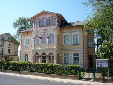 Bild: Villa Bellevue Ahlbeck