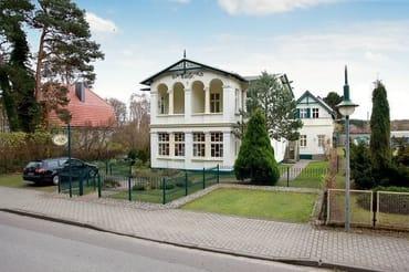 Bild: Strandvilla-Luise-Usedom, am Strand von Zempin