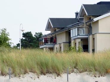 Bild: Strandwohnung Glowe+Meerblick + 10m bis zum Strand