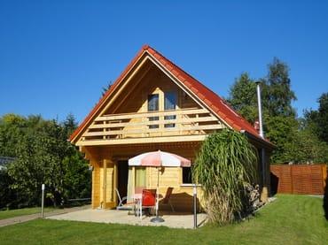 Bild: Woody - Ferienhaus auf Rügen